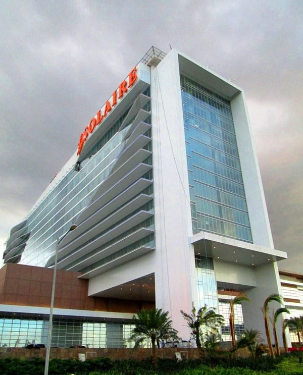 Solaire hotel and casino philippines careers