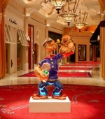 Popeye by Renowned Artist Jeff Koons