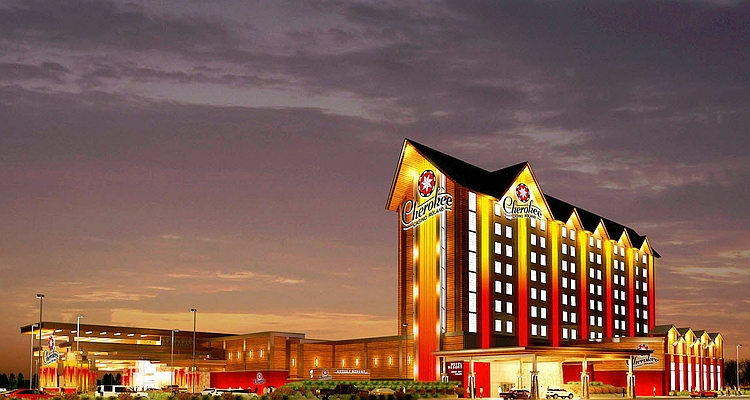 Cherokke casino casino 2-night packages