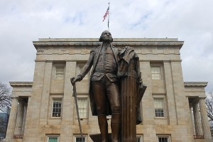 George_Washington_Statue_in_Raleigh