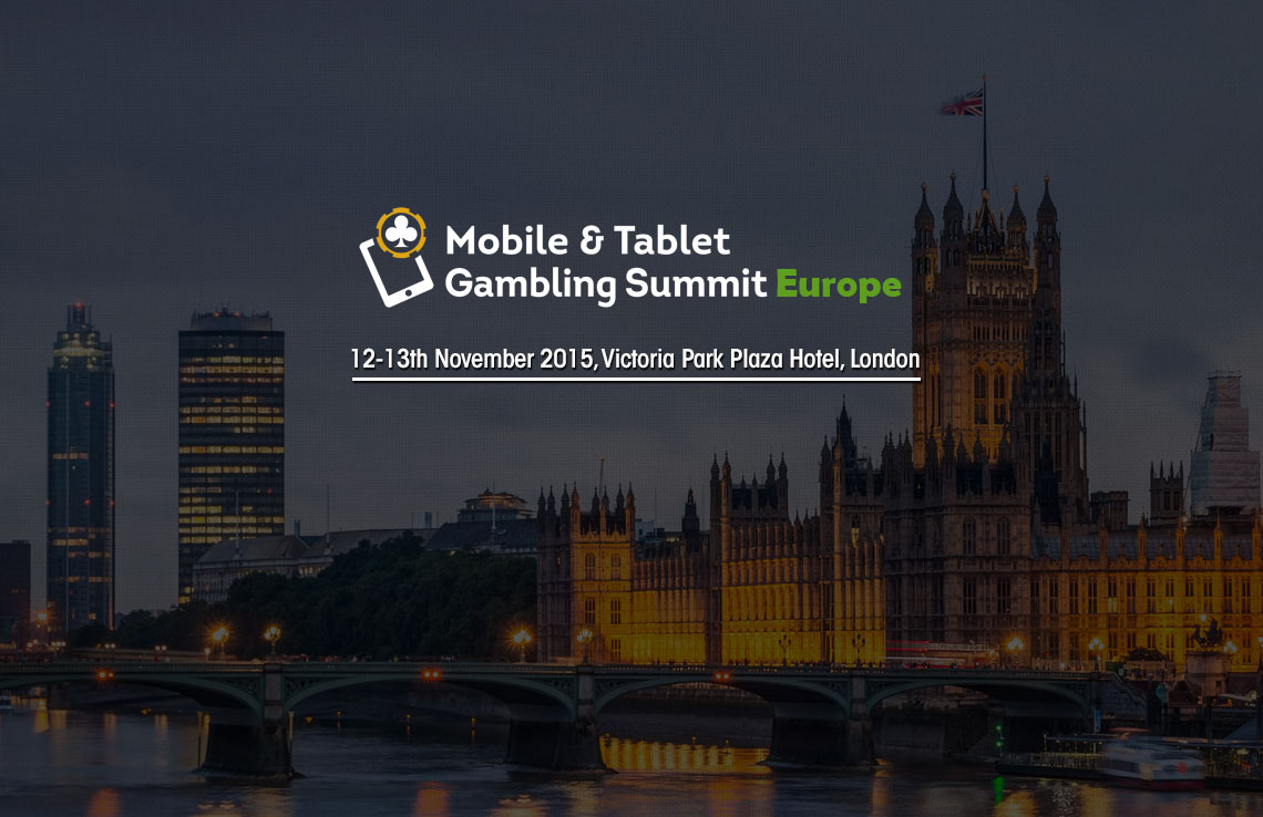 Mobile & Tablet Gambling Summit   Victoria Park Plaza