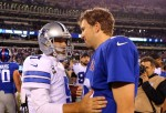 Romo Eli meet again in Week 1