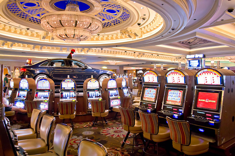 Maine casino report in; room for two more casinos–opposition remains