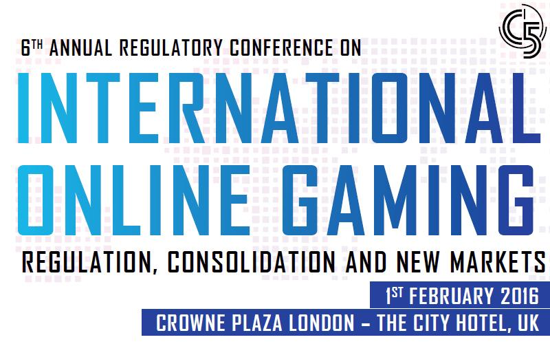 C5's 6th Annual Regulatory Forum on International Online Gaming