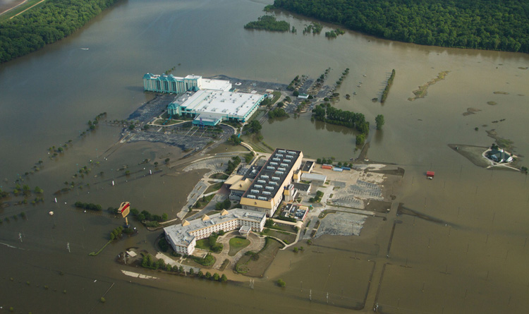 casinos in tunica mississippi flooding
