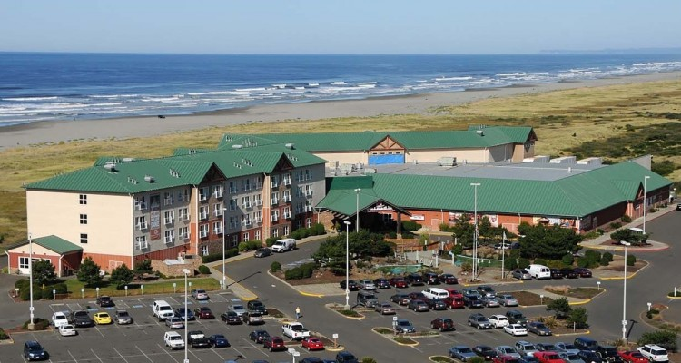 Quinault Beach Resort Ocean Shores