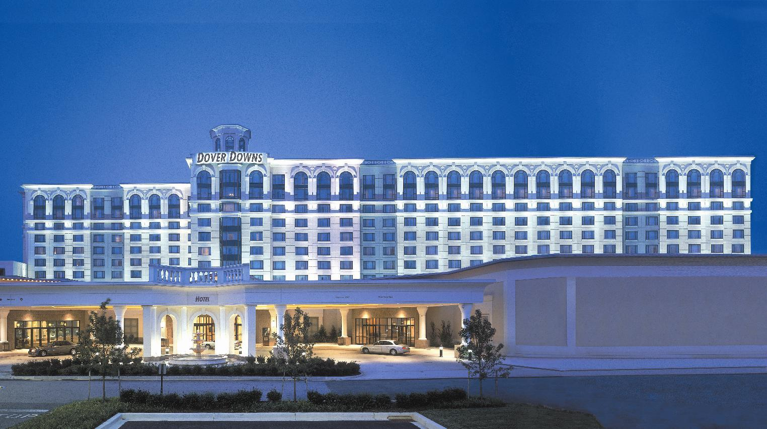 Downs hotel  casino dover