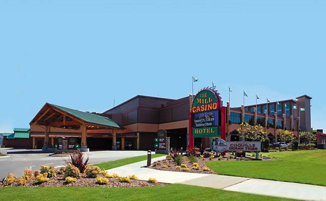 list of casinos in oregon