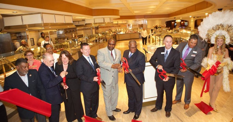 Outstanding Newly Renovated Heritage Buffet At Ameristar Casino Hotel Home Interior And Landscaping Ferensignezvosmurscom