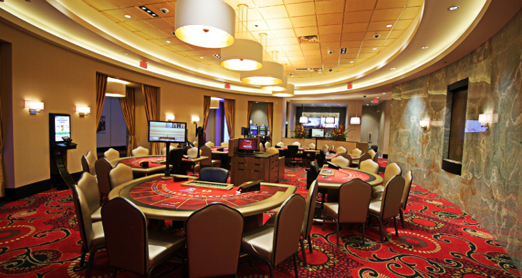 Century Casino And Hotel Edmonton Debuts High Limit And