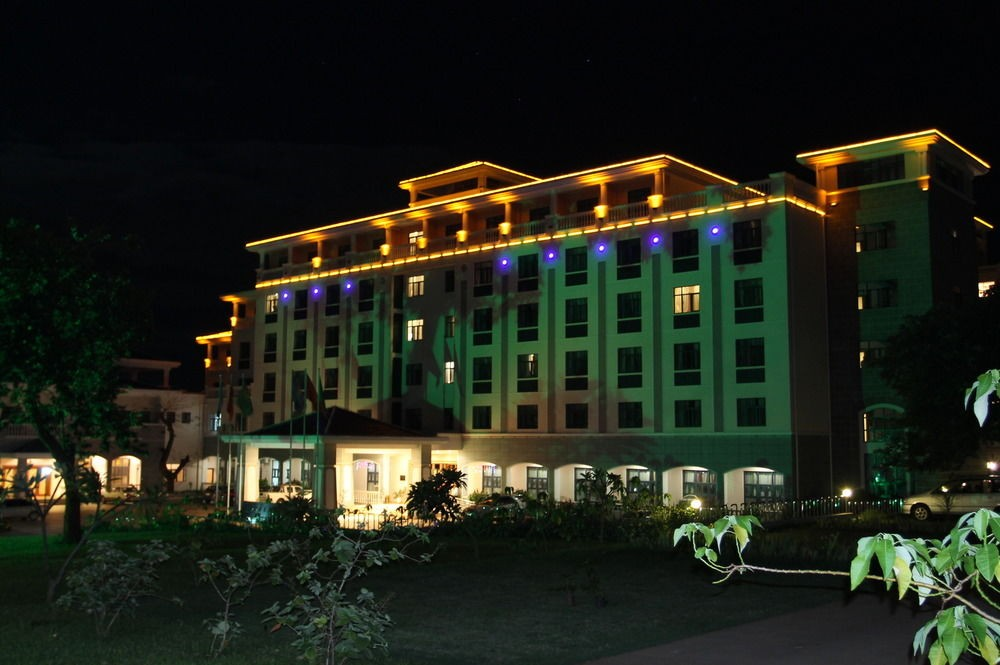 Malawi capital city sees Casino Marina open today