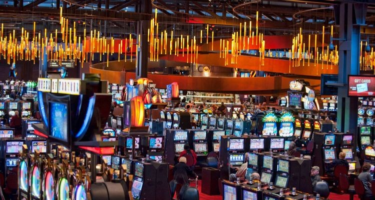 Mgm resort and casino pestel analysis gambling industry