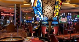 Resort guests have many choices on the gaming floor, including slots, table games, an exclusive poker room and roulette.