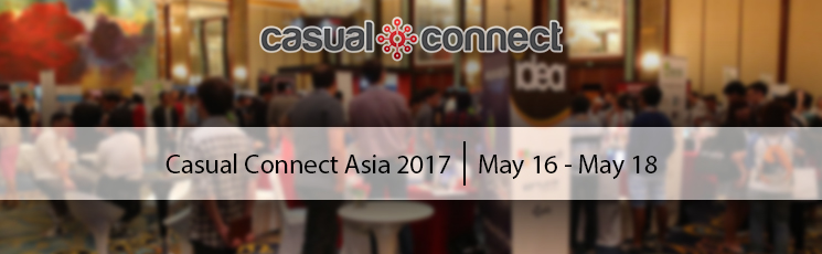 Casual Connect Asia 2017