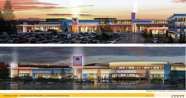 Optimistic update on proposed Wisconsin tribal casino