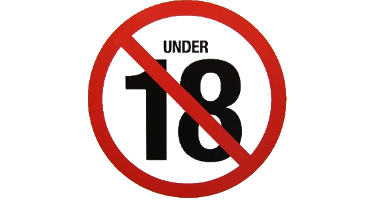 Age limit for dating 16 years