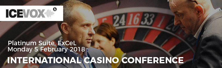 2018 ICE VOX – International Casino Conference