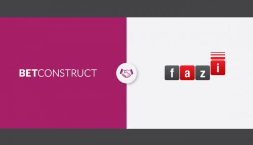 BetConstruct announces new partnership with Fazi