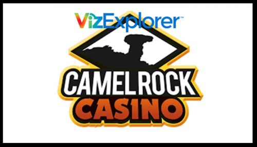 Camel Rock Casino agrees licensing deal with VizExplorer