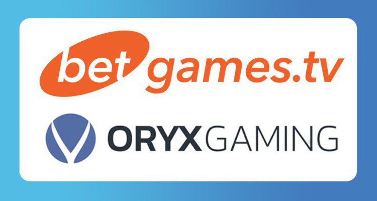 Betgames tv coming to Oryx Gaming