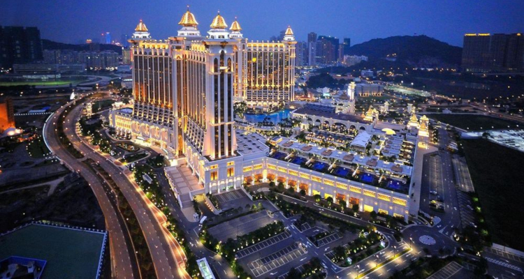 Galaxy Macau debuting JinMen8 lounge