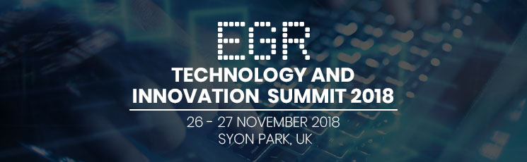 2018 EGR Technology and Innovation Summit