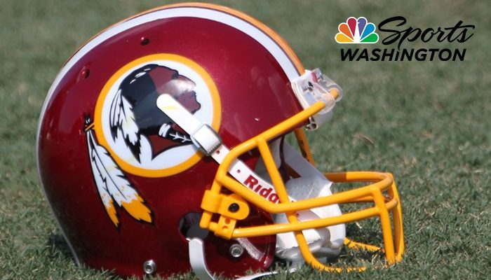 NFL's Redskins partner with NBCSW for