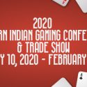 2020 Western Indian Gaming Conference & Trade Show