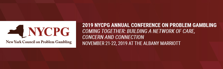 2019 NYCPG Annual Conference On Problem Gambling