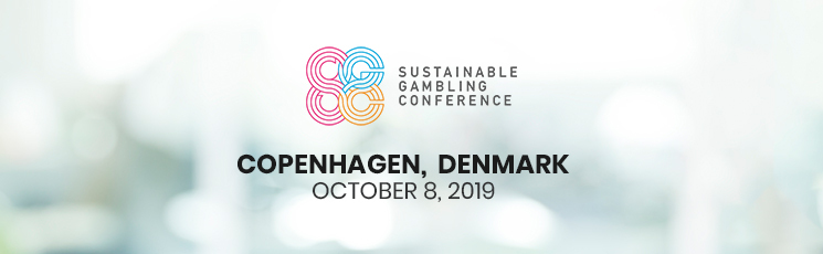 2019 Sustainable Gambling Conference