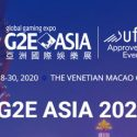 2020 Global Gaming Expo Asia (G2E)