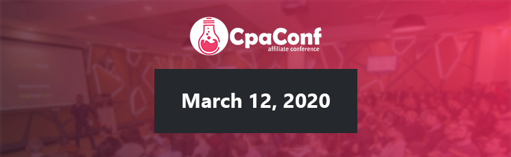 2020 CpaConf International Affiliate Conference