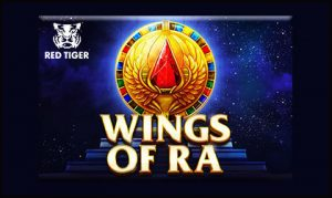 Wings of Ra (video slot) from Red Tiger Gaming Limited 4
