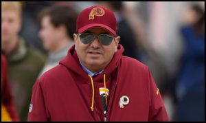 Sportsbetting wish for the Washington Redskins 2