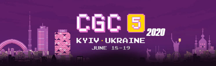 2020 CGC Cutting-edge Games Conference