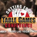2020 Cutting Edge Table Games Conference