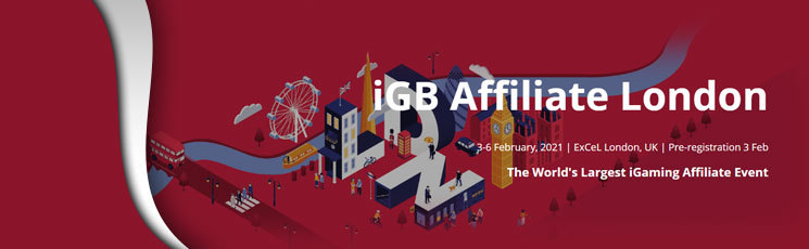 2021 iGB Affiliate London Conference