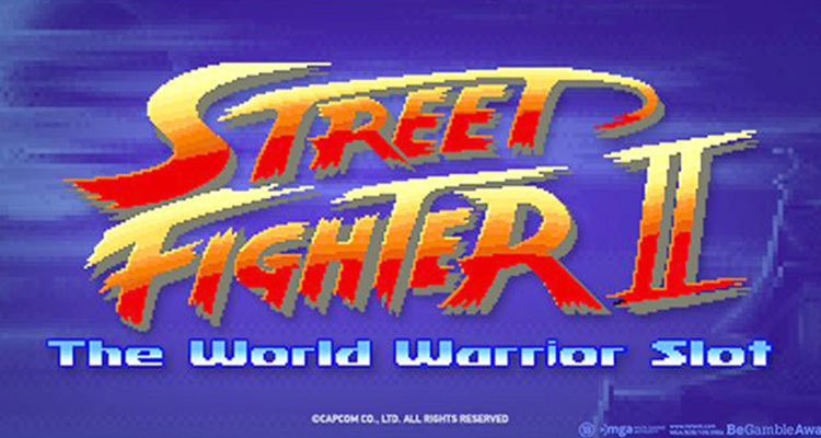 Street Fighter II: The World Warrior slot the latest from NetEnt