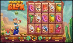 Loony Blox (video slot) from Habanero Systems BV 2