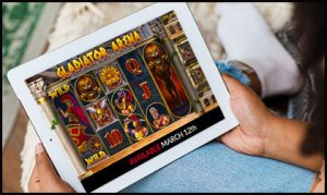 Gladiator Arena (video slot) from Booming Games Limited 4
