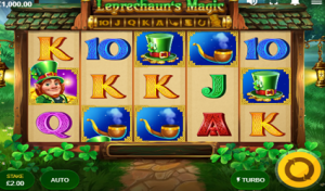 Red Tiger Gaming announces new Leprechaun's Magic slot game 4