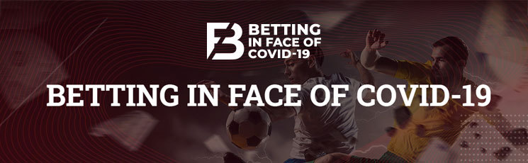 2020 Betting in face of COVID-19