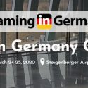 2020 Gaming in Germany Conference