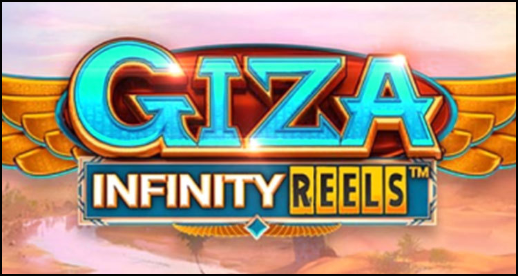 Giza Infinity Reels (video slot) from ReelPlay 2