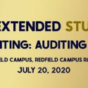 2020 Casino Accounting: Auditing and Controls