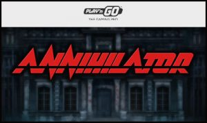 Annihilator (video slot) launched by Play'n Go 2