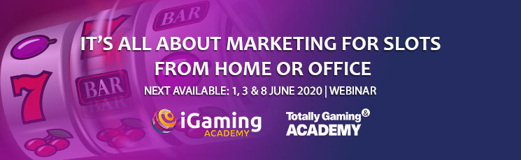 iGaming Academy – It's All About Marketing For Slots From Home Or Office