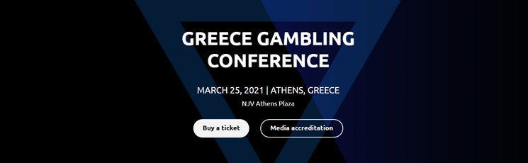 2021 Greece Gambling Conference